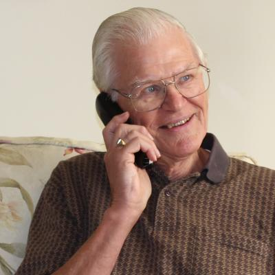 Social and Reassurance Phone Calls Oak Bay Volunteer Services
